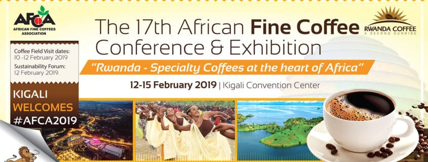 17th African Fine Coffee Conference & Exhibition – AFRICAN FINE
