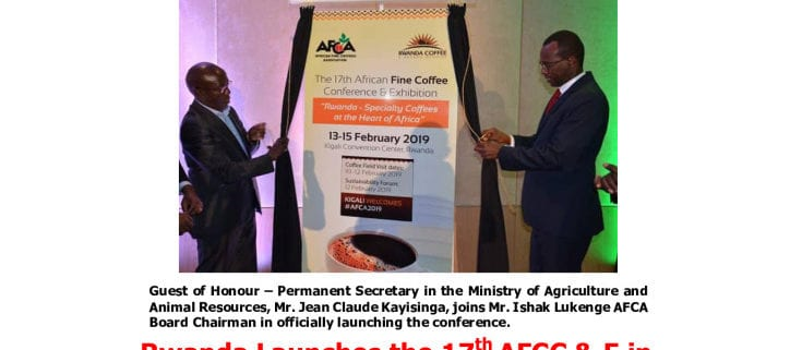 thumbnail of AFCC E 17 August 2018 Press Release – Rwanda Launches the Conference in Style!