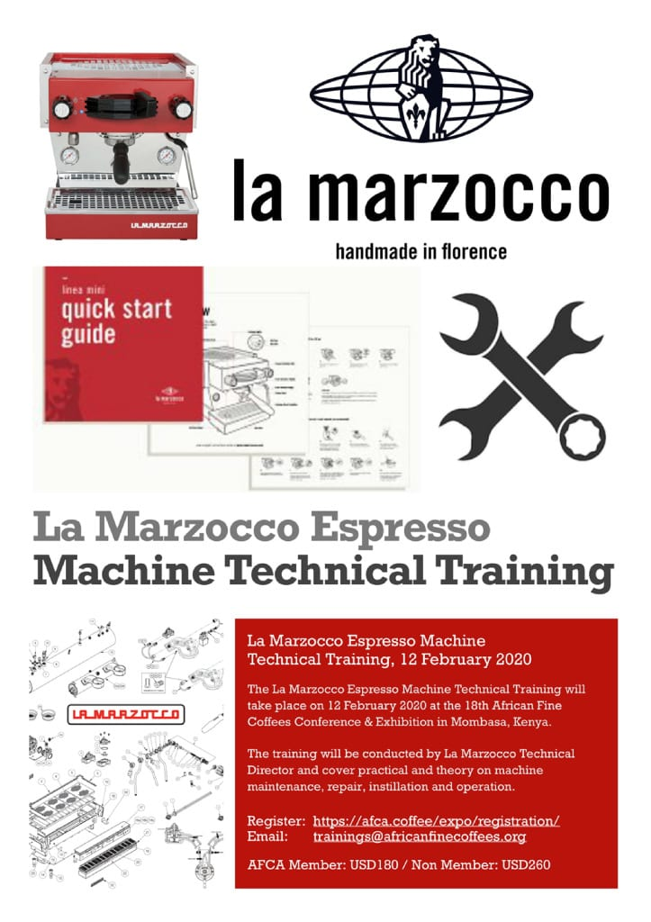 thumbnail of 4. La Marzocco Technical Training Flyer