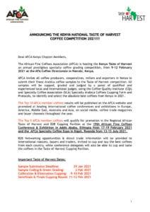 thumbnail of 1. Kenya Taste of Harvest Announcement