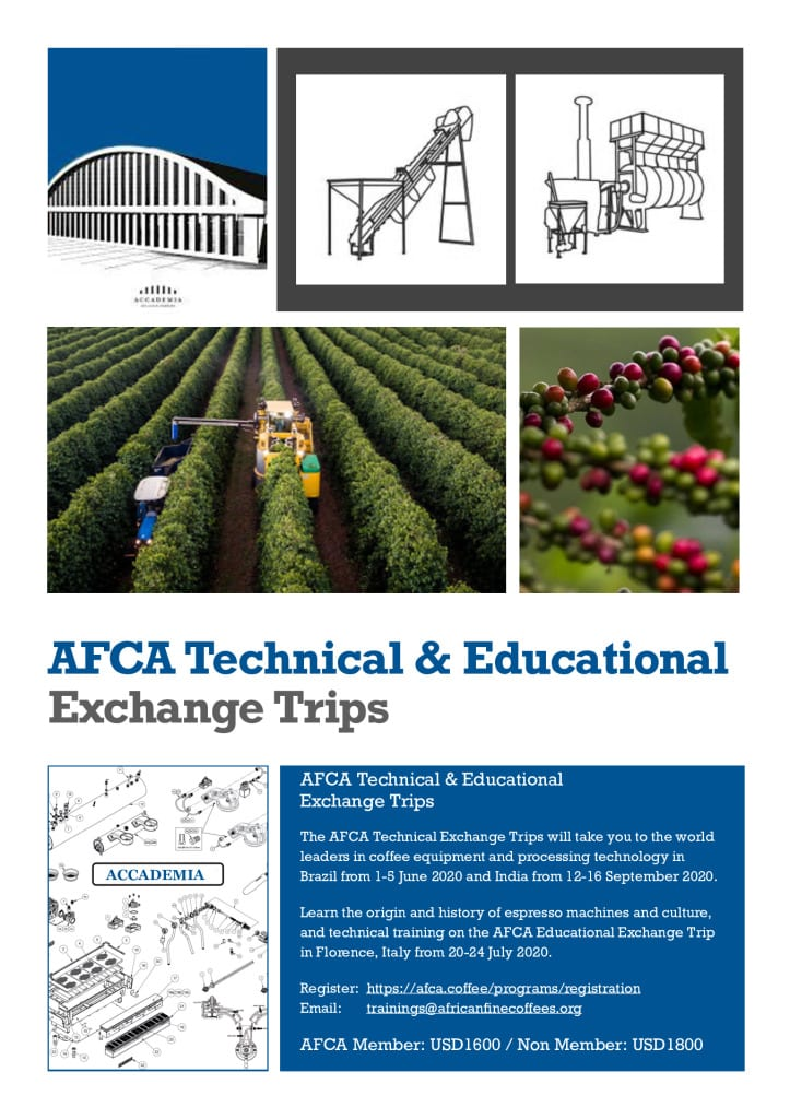 thumbnail of AFCA Technical & Educational Exchange Trips